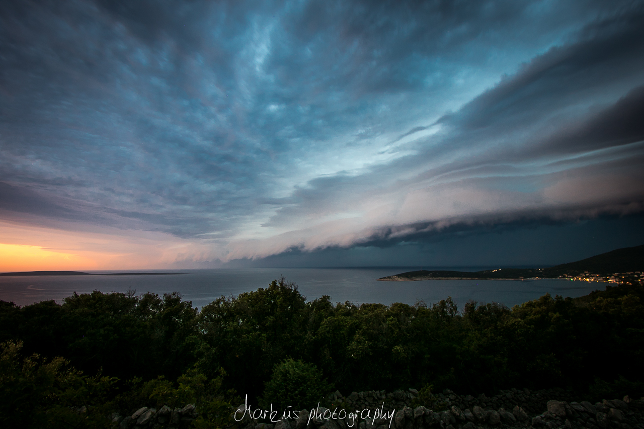 shelf cloud na cresu 7.7.2019 markus
